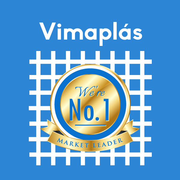 Do you want to know why Vimaplás is the market leader in the fiberglass meshes segment?