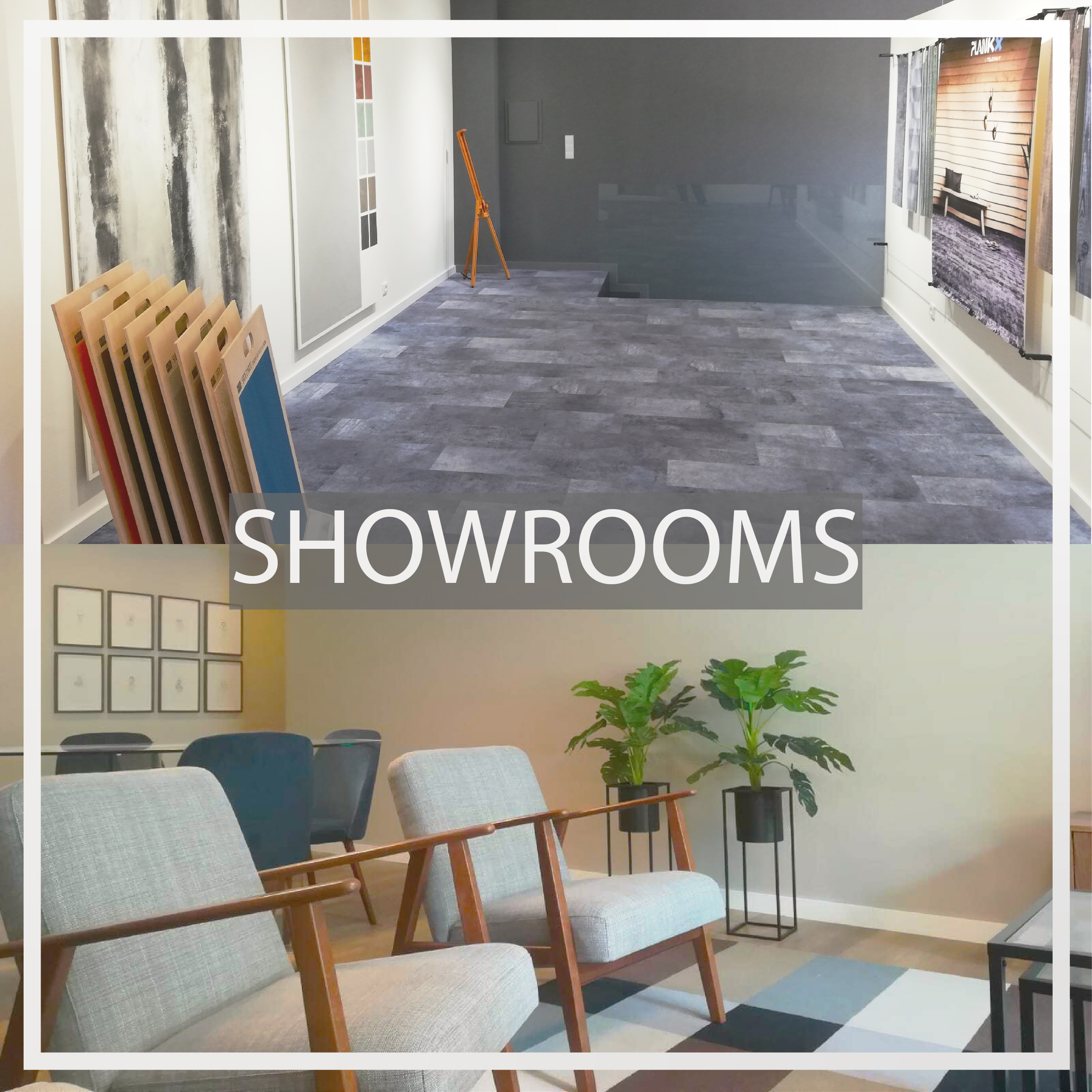 SHOWROOM - Porto & Lisboa